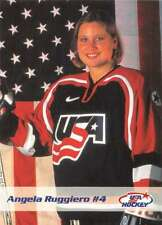 2002 US Women's Olympic Hockey Team Trading Cards Pick From List