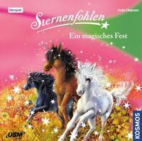 LINDA CHAPMAN - STERNENFOHLEN - FOLGE 11: EIN MAGISCHES FEST   CD NEU