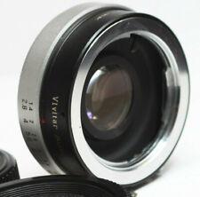 Vivitar Automatic 2X Tele Converter Model 2x-5 For Minolta MD Mount Manual Lens