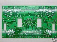 1pc  Single-ended tube amplifier bare diy PCB for EL34 KT88 6L6GC FU7 FU50 6550