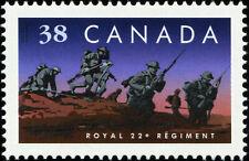 Canada Scott 1250 Royal 22e Regiments XF-92 MNH OG (19823)