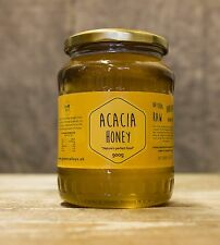 Uuprocessed  Acacia honey from Poland 900g.  Unheated.
