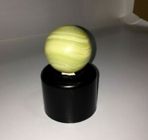 Polished Marble Ball, Jade Green Colours