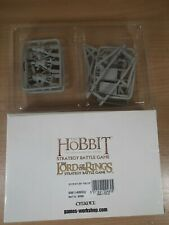 NEW IN BOX WARHAMMER FINECAST LOTR GONDOR BATTLECRY TREBUCHET