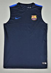Barcelona Nike Shirt Training Jersey Size L