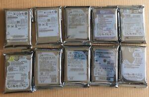 """Laptop 2.5"""" SATA Hard Drive HDD 40GB 80GB 160GB 250GB 320GB 500GB 1TB wholesale"""