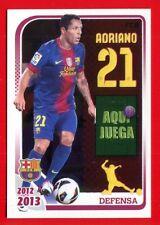 FC BARCELONA 2012-2013 Panini - Figurina-Sticker n. 81 - ADRIANO -New