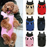 Small Pet Cat Puppy Dog Carrier Front Pack Hiking Backpack Head Legs Out New