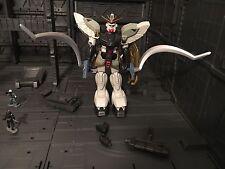 Bandai  Gundam Sandrock Gold Variant Action Figure MSIA Lot