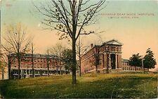 1907-15 Postcard Arkansas Deaf Mute Institute Little Rock AR Unposted