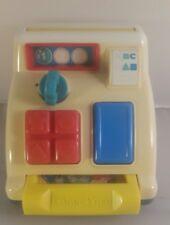 Vintage Fisher Price Till - vintage fisher price toy cash register