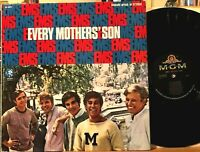 Every Mothers Son Vinyl LP MGM SE-4471 S/T Debut Come On Down to My Boat VG+ 1st