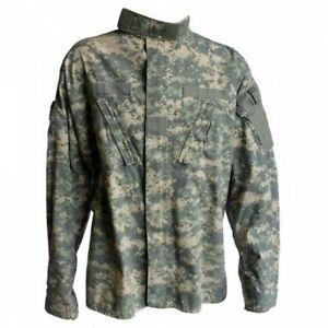Genuine US ACU Camo Shirt MARPAT Camouflage USAF BDU Digicam Army Military UK
