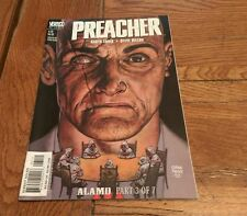 PREACHER #61 GARTH ENNIS Steve Dillon Comic Book VERTIGO  AMC show  Alamo Part 3