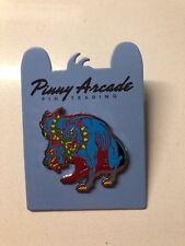 Pinny Arcade PAX East 2018 Black Light Cerberus Pin