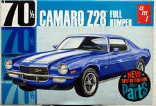 19701/2 Chevrolet Camaro Z 28 Full Bumper 1:25 AMT 1155 neu 2020