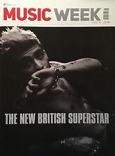 MUSIC WEEK Magazine,Zayn Malik ONE DIRECTION ADELE Justin Bieber Nicki Minaj NEW