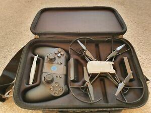 DJI TELLO Mini Drone - Gamesir controller, 2 x batteries, case, charging hub
