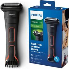 Afeitadora Philips serie 7000 Bodygroom Showerproof + integrado Cortadora Todo En Uno