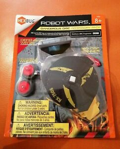HEXBUG 419-6143 Robot Wars Accessory Pack DANGEROUS DISC Battle Robot NEW SEALED