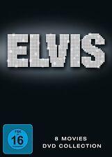 ELVIS PRESLEY BOX- 8 FILME:ACAPULCO/BLAUES HAWAII/SÜDSEEPARADIES/+ MB  8DVD NEU