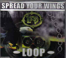 Loop-Spread Your wings cd maxi single eurodance holland