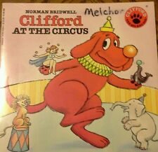 Clifford at the Circus by Norman Bridwell (2010, Paperback)
