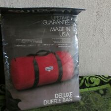 """New Outdoor Products USA Large Size Duffle Bag/  18"""" x 42"""". Gym, Travel, Camping"""