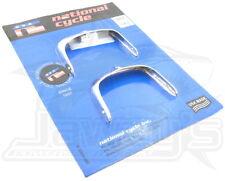 National Cycle Front/Rear Cast Fender Tips Suzuki VL1500 Intruder 98-04 N737