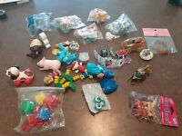 Mixed Lot of Random Small Junk Draw Toys UNTESTED AS-IS