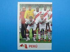 PANINI COPA AMERICA 2011 STICKER N.273 TEAM PERU'