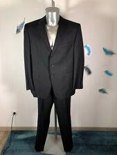 joli costume fin gris DUNHILL veste 54 pantalon 44/46 (XL) EXCELLENT ETAT