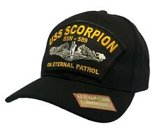 U.S. Navy Submarine Veteran Hat