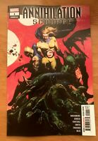 ANNIHILATION SCOURGE OMEGA #1 Main cover A 1st Print 2019 NM+