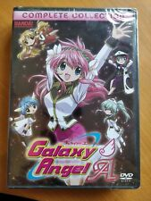 Galaxy Angel A Complete Collection on DVD US Region 1 DELETED RARE ** SEALED **