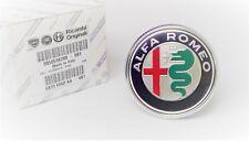 Alfa Romeo Giulietta  GENUINE Rear Boot Trunk Tailgate Badge 50538700 PUSH TYPE