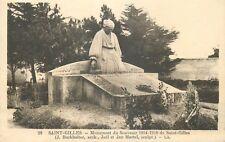 CP SAINT-GILLES MONUMENT AUX MORTS - B 39188