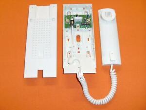 Siedle Haustelefon HTS 711-01 W Sprechanlage Weiß TOP HTS711