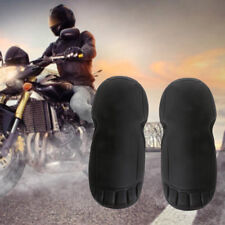 2pcs Black EVA Motorcycle Elbow Pads Knee Guard Brace Armor Protector Insert Pad