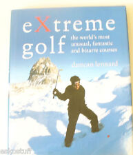 Extreme Golf - Unusual & Bizarre Courses of the World 2004 Great Pictures! See!