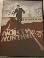 Alfred Hitchcocks: North By Northwest ; Cary Grant 1959 Classic Brand New Dvd