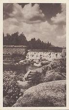 Barrage Rivière du Berger Jardin Zoologique QUEBEC QC 1940-50 Tremblay & Dion