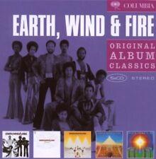 EARTH WIND & FIRE ORIGINAL CLASSICS CD BOXSOUL FUNK DISCO JAZZ NEW