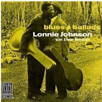 Lonnie Johnson - Blues & Ballads [New CD]