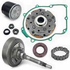 Getriebe, Antrieb & Kupplung