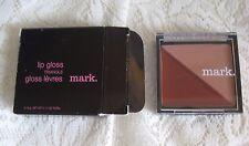 2008 AVON MARK Lip Gloss Triangle - PRETTY NATURAL New in Box LIPSTICK