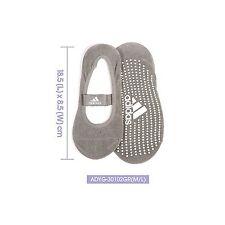 adidas Yoga Socks Signature GRIPPY Gray Small/medium
