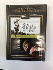 Hallmark DVD Sweet Nothing In My Ear.  2008