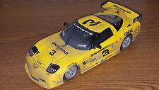 1/18 ACTON 2001 CHEVROLET CORVETTE C5R  #3 GM GOODWRENCH RACED VERSION EARNHARDT