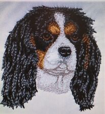 New ListingCavalier King Charles Spaniel, Two Hand Towel, Embroidered, Custom, Personalized